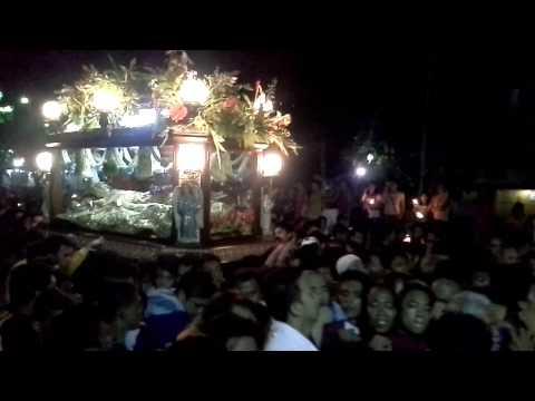 2013 Good Friday Procession - Sampaloc, Manila