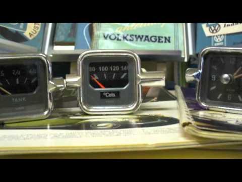 VW Käfer Instrumente
