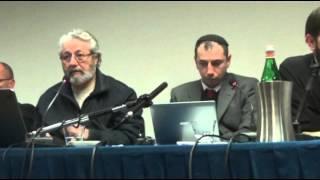Mauro Biglino a confronto coi teologi. DOMANDE DEL PUBBLICO - Milano 6/03/2016