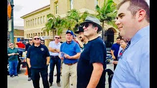 10-4 Day 2018 Hollywood, Tactical Meeting