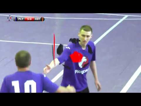Обзор матча HostPro - Playtika #itliga14
