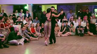 Jonathan Saavedra & Clarisa Aragon (1) - Toronto Tango Festival 2019