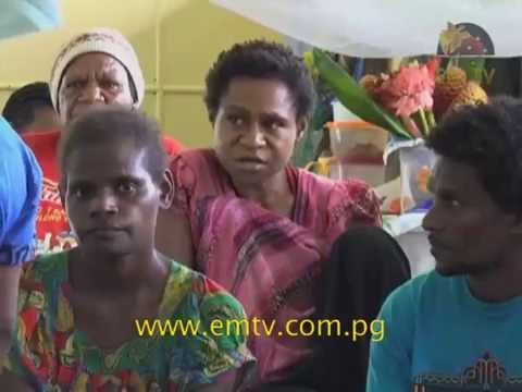 Lae's Water PNG Sends Advanced Cancer Patient Home