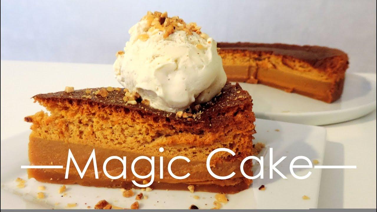 Recette Du Magic Cake
