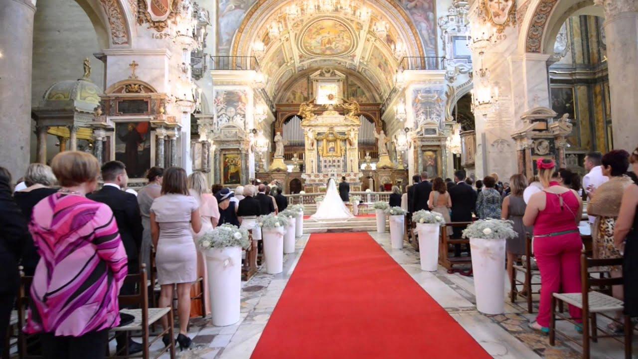 Matrimonio In Roma : Video matrimonio roma santa maria in aracoeli villa il