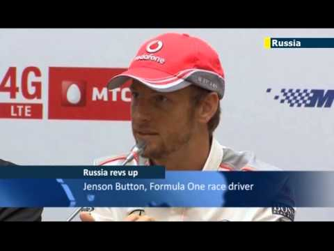 Formula One in Moscow: Russia hosts F1 Moscow show ahead of 2014 Sochi Grand Prix