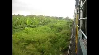 Train Journey to Kanyakumari - .avi