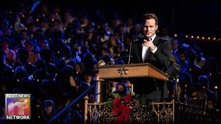 Hollywood AGHAST After Chris Pratt Opens The Bible At Disneyland