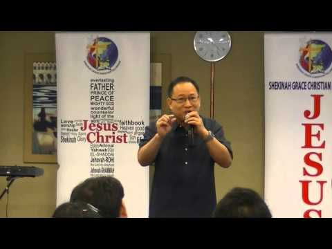The Spirit of the Sovereign Lord is upon me - Ptr. Fransus