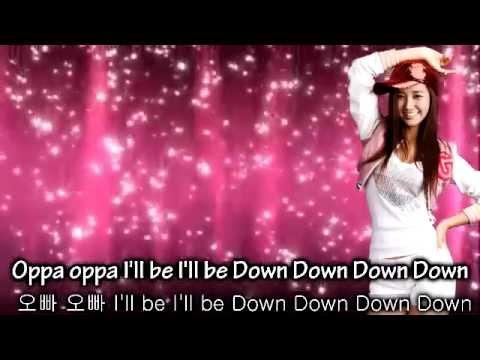 Girls' Generation - Oh! ~ Lyrics on screen [Eng. || Rom. || Han.]
