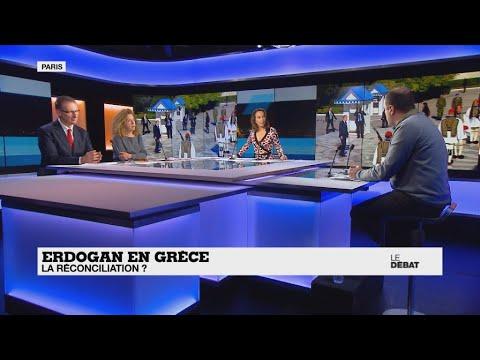 Erdogan en Grèce : la réconciliation ? (Partie 1)