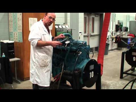 Engine Start-up Procedure