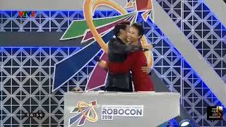 ABU Robocon 2018 Finals: Vietnam vs China