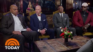 Watch Craig Melvin's Full TODAY Interview With The Hosts Of 'Inside Of NBA' | TODAY