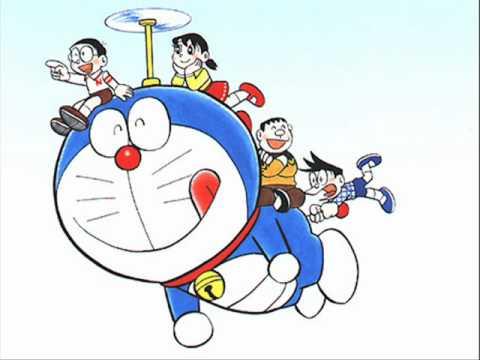 Doraemon Opening Theme Song (Japanese Version)