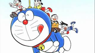 Doraemon Opening Theme Song (Japanese Version)