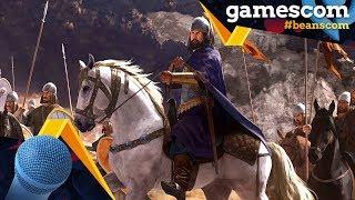 gamescom 2018 | Mount & Blade II: Bannerlord - Interview mit Armagan Yavuz thumbnail