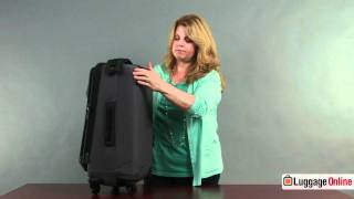 Victorinox Swiss Army Avolve Luggage Collection Review by Luggageonline.com - Luggage Online