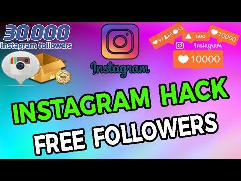 Free Instagram Followers - Instagram Hack - How to Get Free Instagram Followers