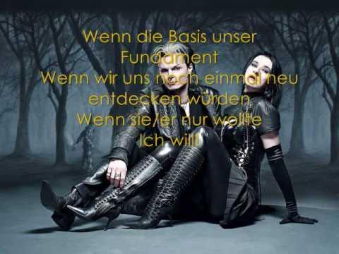 Lacrimosa -Alleine Zu Zweit (w/lyrics) - YouTube