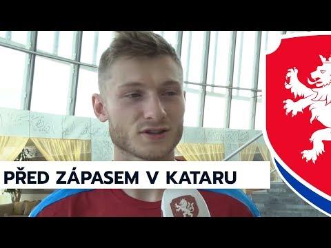 Zápasový den české reprezentace v Kataru, 8.11.2017