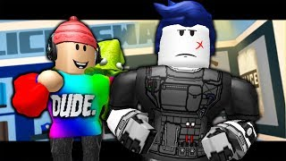 THE LAST GUEST JOINS THE SWAT TEAM! ( A Roblox Jailbreak Update Roleplay Story)