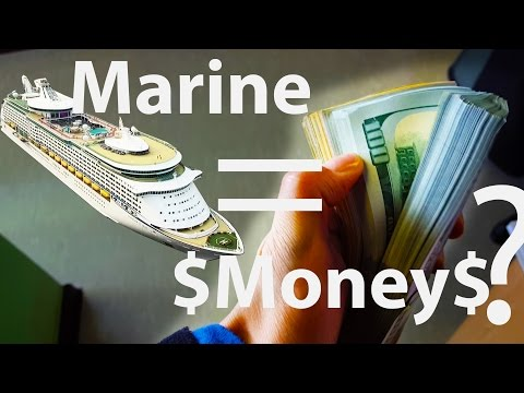 Top 6 Questions Merchant Marine | How much $$ do I make per month?