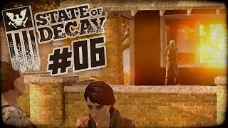 "State of Decay Day One Edition Part 6 - ""I have TERRIBLE AIM!!!"" 1080p PC Gameplay"