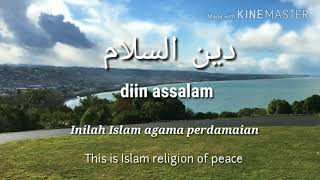 Download Lagu DEEN ASSALAM - Cover by SABYAN GAMBUS (Lyrics) Mp3