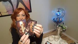 Aries Love Tarot Reading thru March 31, 2019 THEY'VE BEEN SPYING LONG ENOUGH, TIME TO MAKE A MOVE!🏃