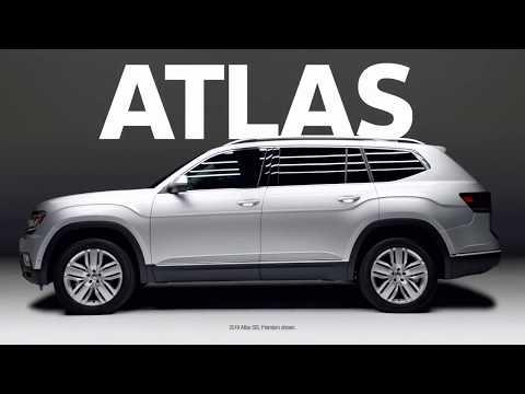 The all new Volkswagen Atlas (2019) | Volkswagen