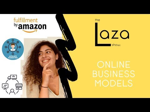 Online Business Models (DROPSHIPPING, FBA, AFFILIATE) thumbnail
