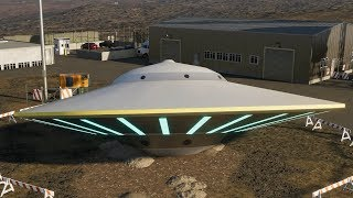 The Crew 2 - Area 51 Easter Egg