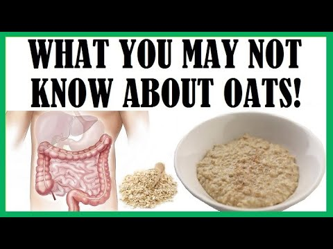 What You May Not Know About Oats!