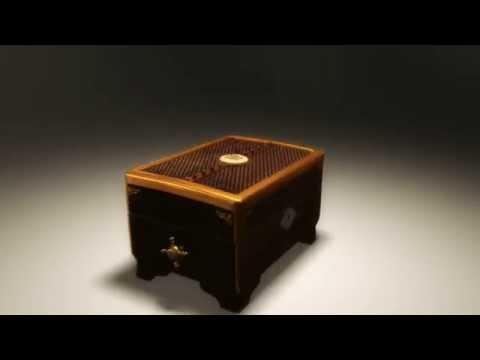 3D Modeling - Boîte à Musique Steampunk