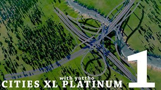 Cities XL Platinum #1: The Realistic Highway Mod (RHW)