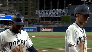 6/28/17: Padres hold early lead to down Braves, 7-4