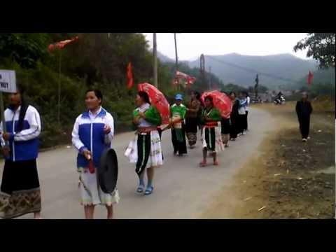 Liên hoan Văn hóa Quan Sơn 2012
