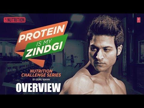 Overview - Protein is My Zindagi - Nutrition Challenge Series by Guru Mann