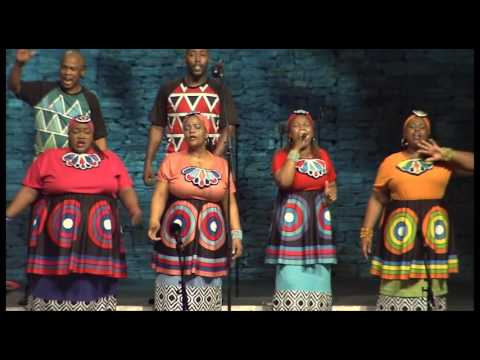 Soweto Gospel Choir - Hallelujah  (Leonard Cohen)