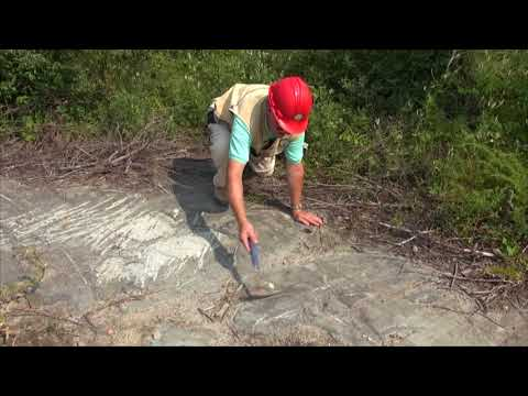 MB GeoTour 32 – Precambrian Soapstone Outcrop 2014
