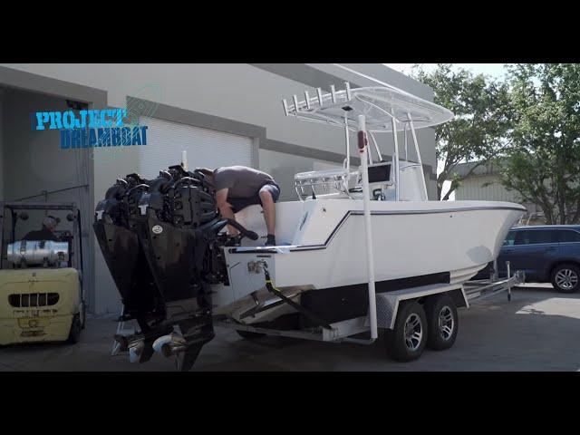 Florida Sportsman Project Dreamboat 2020 - Episode 4