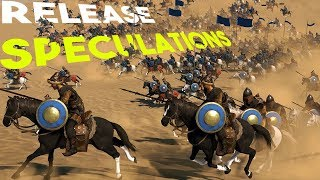 Bannerlord 2018 Release Speculations