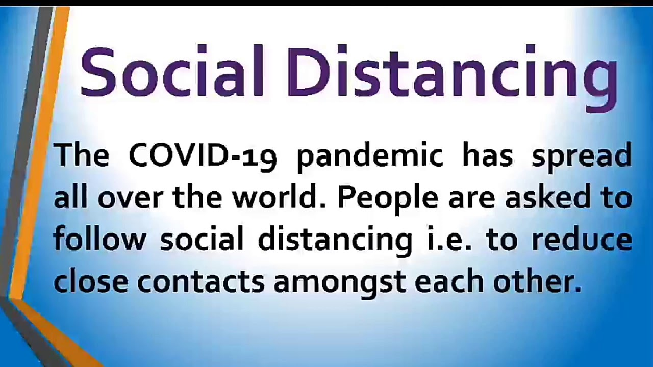 Download Essay on Social distancing in English by Smile please world