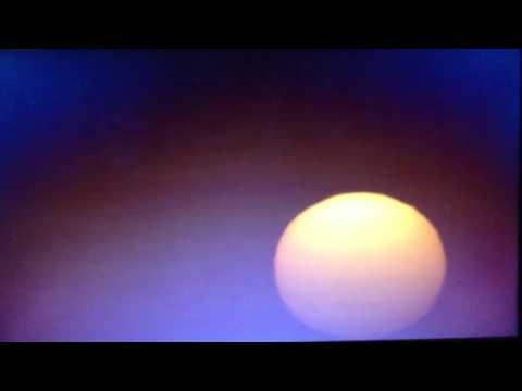 Sunrise in Syrian Desert