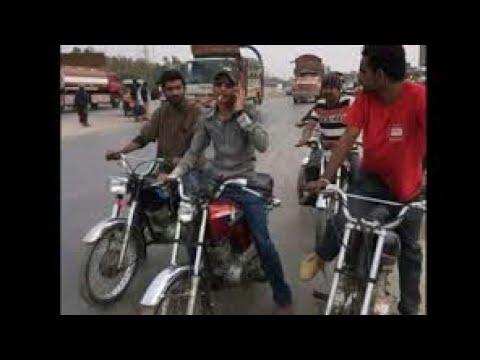 Saqib Sankey Vs Bali X Race 2017 In Karachi Youtube