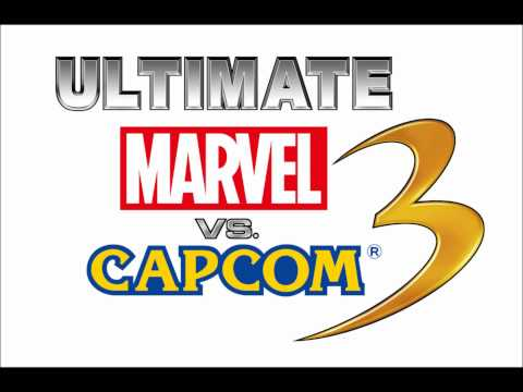 Ultimate Marvel Vs Capcom 3 Music: Character Select Extended HD