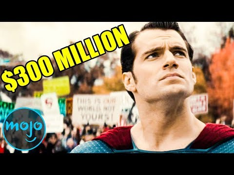 Top 10 Most Expensive Superhero Movies