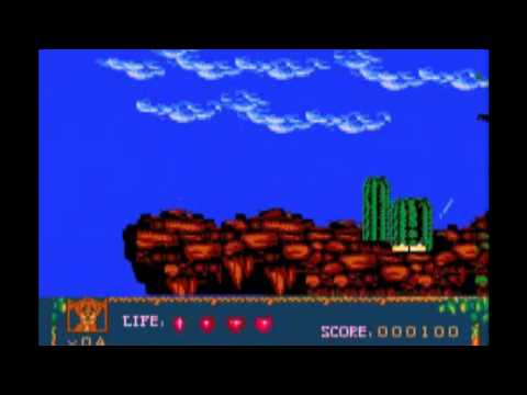 Dendy Island - Две мутных игры (часть 2)