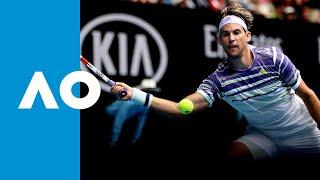 Alex Bolt Vs Dominic Thiem - Match Highlights  2r    Australian Open 2020